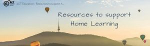 Link to Home Learning Resources